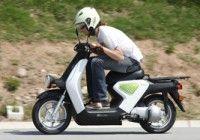 Scooter vs. elektische fiets