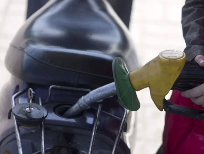 E-10 benzine-scooter-kopen