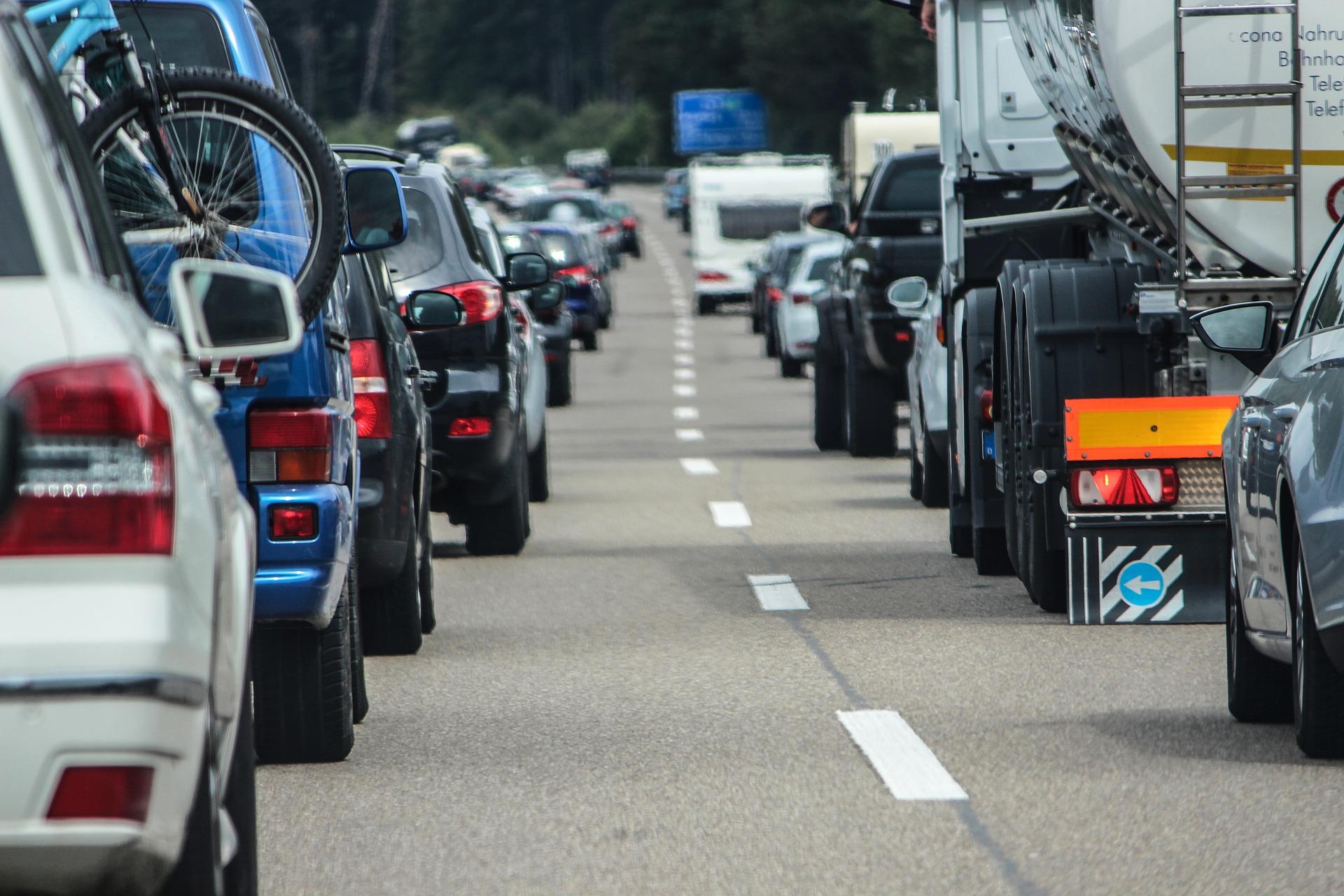 auto-file-snelweg