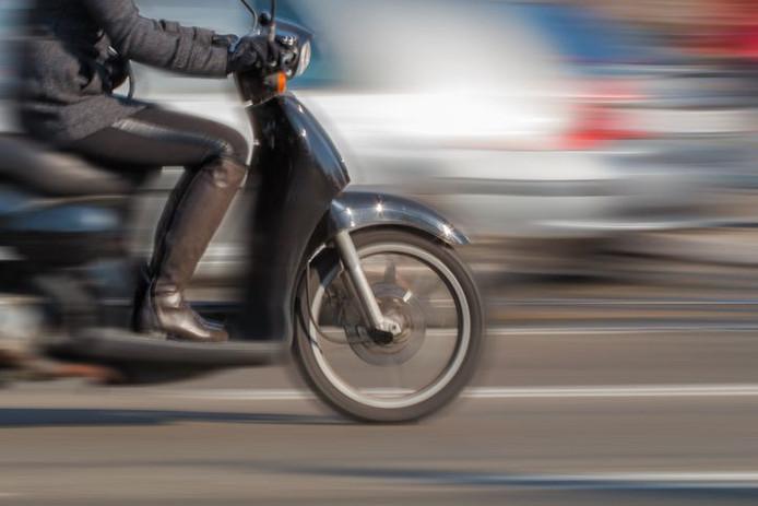op-de-scooter-naar-het-werk