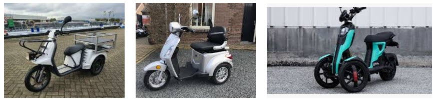 driewielerscooters